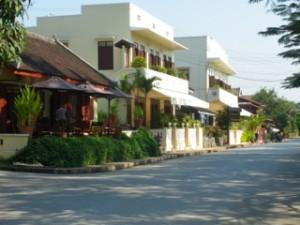 Rue de Luang Prabang