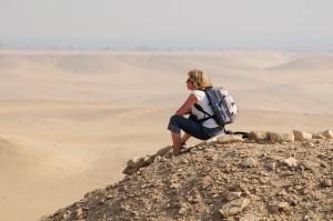 voyage solo en Egypte