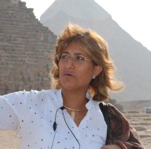 Voyage en Egypte avec Sahar