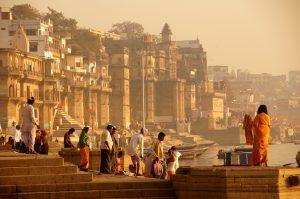 Varanasie, dans toute sa spelndeur