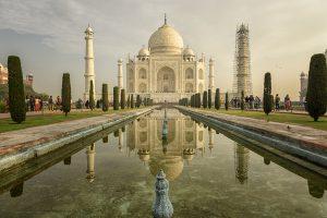 Voyage organisé sur mesure - Taj Mahal - Inde du nord - Agence de voyage Les Routes du Monde