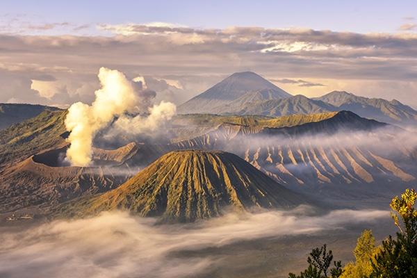 Voyage organisé en petit groupe - Mont Bromo - Java - Indonésie - Agence de voyage Les Routes du Monde