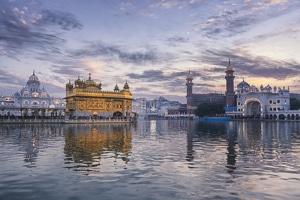 Voyage organisé sur mesure - Temple d'or d'Amritsar - Inde du nord - Agence de voyage Les Routes du Monde