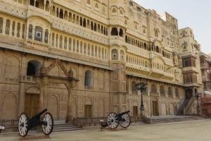 Voyage organisé sur mesure - Bikaner - Inde du nord - Agence de voyage Les Routes du Monde