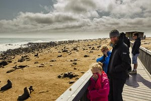 Voyage sur mesure - Cape Cross - Namibie - Agence de voyage Les Routes du Monde