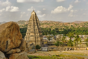 Voyage organisé en petit groupe - Hampi Karnataka - Inde - Agence de voyage Les Routes du Monde
