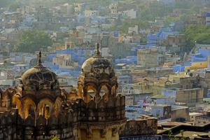 Voyage organisé sur mesure - Jodhpur Rajasthan - Inde du nord - Agence de voyage Les Routes du Monde