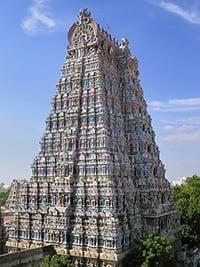 Voyage organisé en petit groupe - Madurai Tamil Nadu - Inde du sud - Agence de voyage Les Routes du Monde