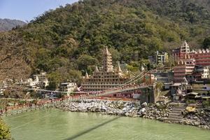 Voyage organisé sur mesure - Rishikesh Gange - Inde du nord - Agence de voyage Les Routes du Monde
