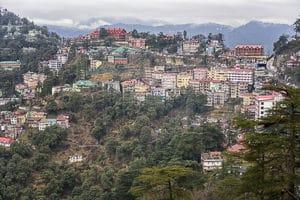 Voyage organisé sur mesure - Shimla - Inde du nord - Agence de voyage Les Routes du Monde