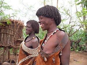 Voyage organisé en petit groupe - peuple Bana - Éthiopie du sud - Agence de voyage Les Routes du Monde