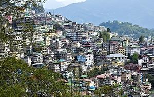 Voyage organisé sur mesure - Gangtok Sikkim - Inde du nord - Agence de voyage Les Routes du Monde