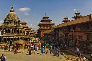 Voyage organisé en petit groupe - Patan - Népal - Agence de voyage Les Routes du Monde