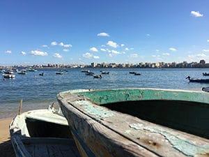 Voyage organisé en petit groupe - Alexandrie - Egypte - Agence de voyage Les Routes du Monde