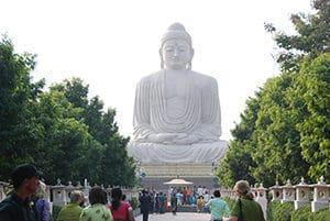 Voyage organisé sur mesure - Bodh Gaya - Inde du nord - Agence de voyage Les Routes du Monde
