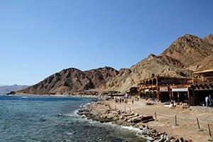 Voyage organisé en petit groupe - Dahab - Egypte - Agence de voyage Les Routes du Monde