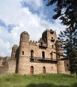 Voyage organisé en petit groupe - châteaux de Gondar - Éthiopie - Agence de voyage Les Routes du Monde