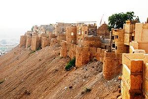 Voyage organisé sur mesure - Jaisalmer - Inde du nord - Agence de voyage Les Routes du Monde