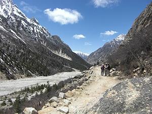 Voyage organisé sur mesure - Okhimat Garhwal - Inde du nord - Agence de voyage Les Routes du Monde
