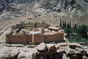 Voyage organisé en petit groupe - Ste-Caterine Sinai - Egypte - Agence de voyage Les Routes du Monde