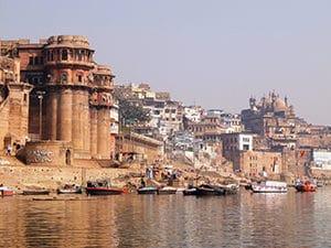 Voyage organisé sur mesure - Benares Varanasi - Inde du nord - Agence de voyage Les Routes du Monde