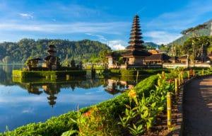 Danau Bratan, Bali, Indonesie - Les Routes du Monde