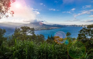 Mont Batur, Bali, Indonésie - Les Routes du Monde