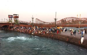 Voyage organisé en petit groupe - Haridwar - Inde - Agence de voyage Les Routes du Monde