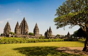 Prambanan, Java, Indonésie - Les Routes du Monde