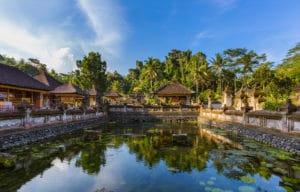 Tirta Empul, Bali, Indonésie - Les Routes du Monde