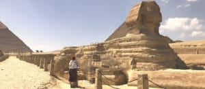 Sphinx, Égypte - Les Routes du Monde