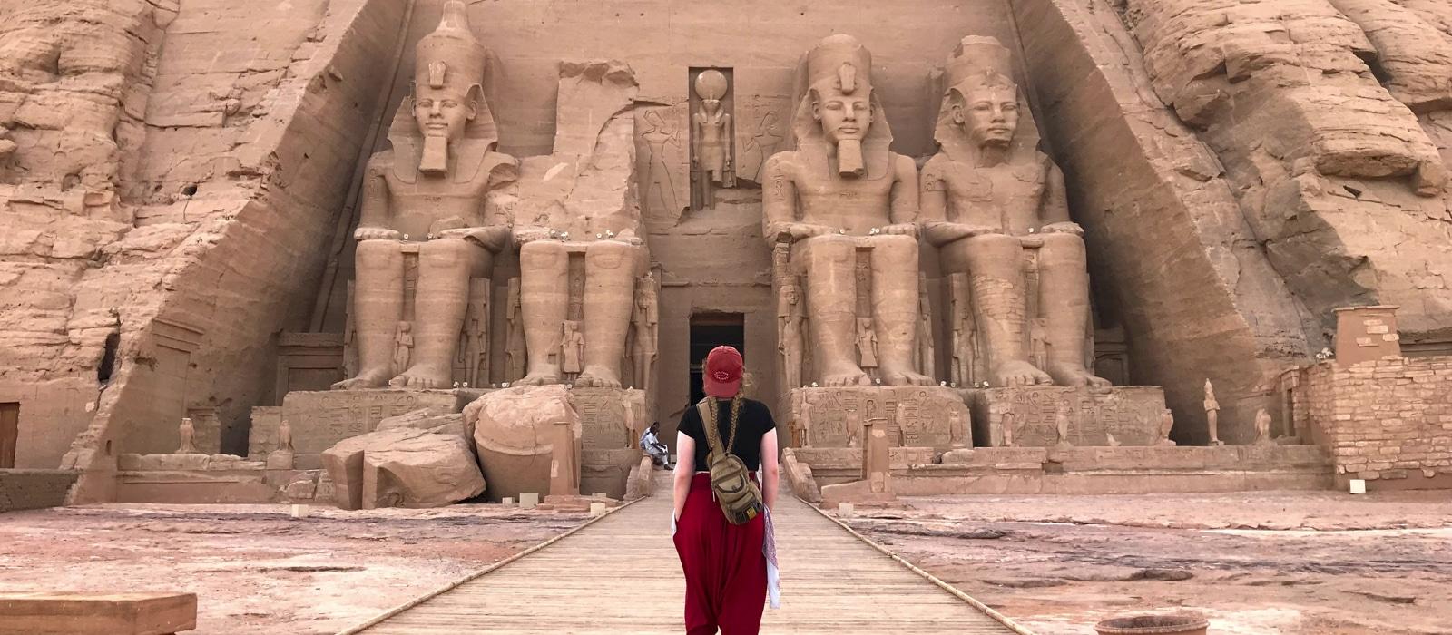 Abu Simbel, Égypte - Les Routes du Monde