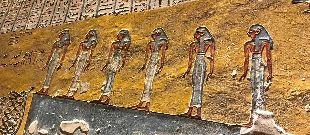 Vallée des Rois, Égypte - Les Routes du Monde