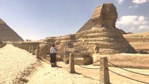 Pyramides de Gyseh, Égypte - Les Routes du Monde