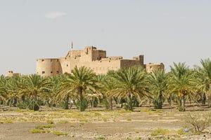 Fort de Jabreen, Oman