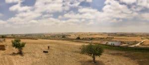Paysage rural près de Oualidia au Maroc - Les Routes du Monde