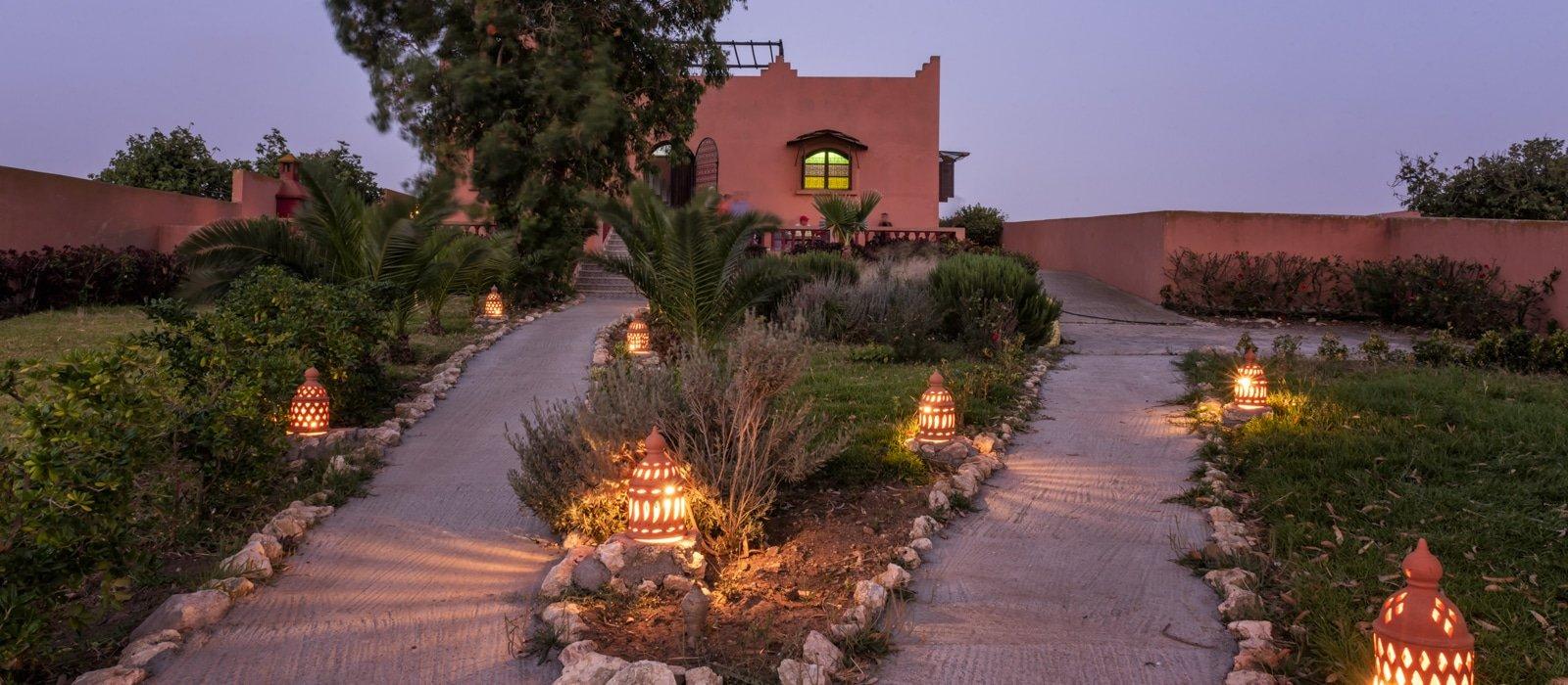 Riad à Oualidia au Maroc - Les Routes du Monde