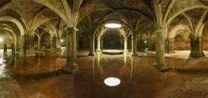 La citerne souterraine d'El Jedida au Maroc - Les Routes du Monde