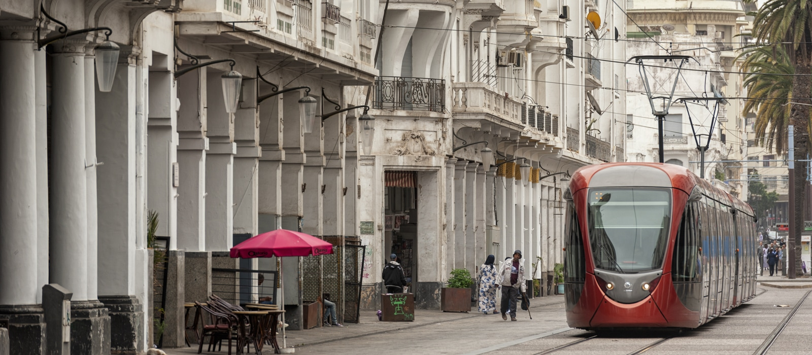 Voyage organisé en petit groupe - Casablanca - Maroc - Agence de voyage Les Routes du Monde
