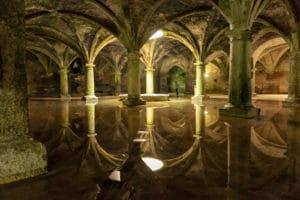 Photo de la citerne portugaise à El Jadida au Maroc - Les Routes du Monde