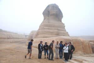 Voyage organisé en petit groupe - entre les pattes du Sphinx - Egypte - Martin Bilodeau - Agence de voyage Les Routes du Monde