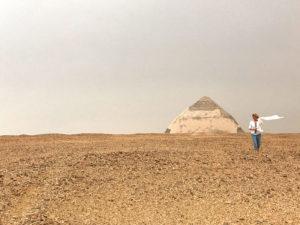 Voyage organisé en petit groupe - Pyramides de Dahchour - Egypte - Agence de voyage Les Routes du Monde