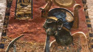 Voyage organisé en petit groupe - tombeau Vallée des rois - Louxor - Egypte - Agence de voyage Les Routes du Monde