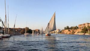 Voyage organisé en petit groupe - voiliers Assouan - Egypte - Agence de voyage Les Routes du Monde