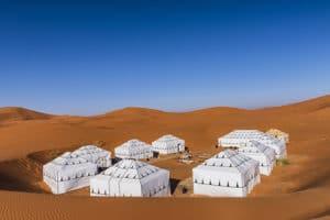 Voyage organisé en petit groupe - Désert de Merzouga - Maroc - Agence de voyage Les Routes du Monde
