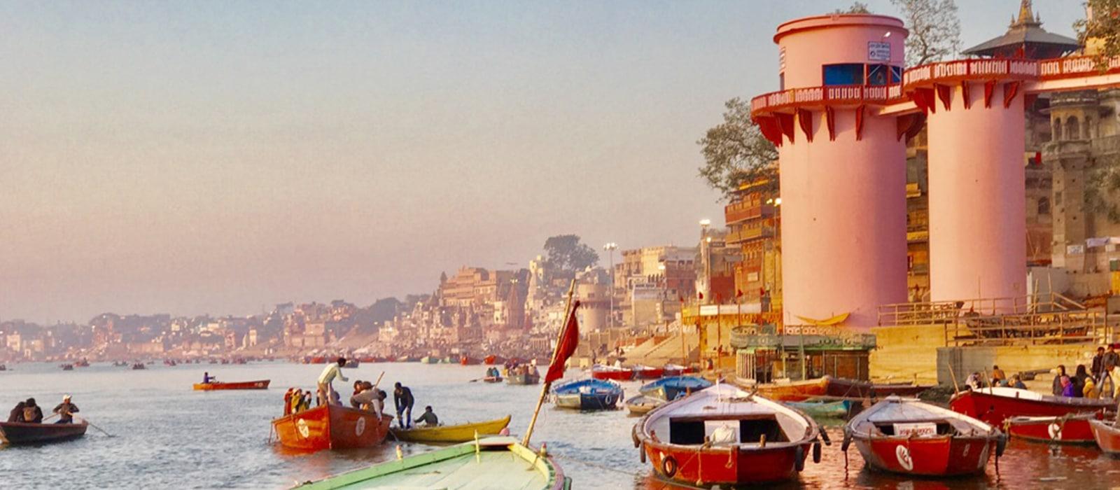 circuit kumbh mela 2019 - Varanasi, inde - Les Routes du Monde