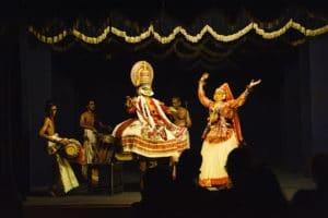 Voyage organisé en petit groupe - Cochin danse Katakali - Inde - Agence de voyage Les Routes du Monde
