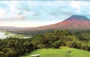 Voyage organisé en petit groupe - Arenal - Costa Rica - Agence de voyage Les Routes du Monde