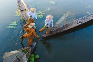 Lac Inle, Myanmar - Les Routes du Monde