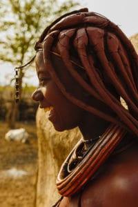 Voyage organisé en petit groupe - Himba - Epupa Falls - Namibie - Agence de voyage Les Routes du Monde